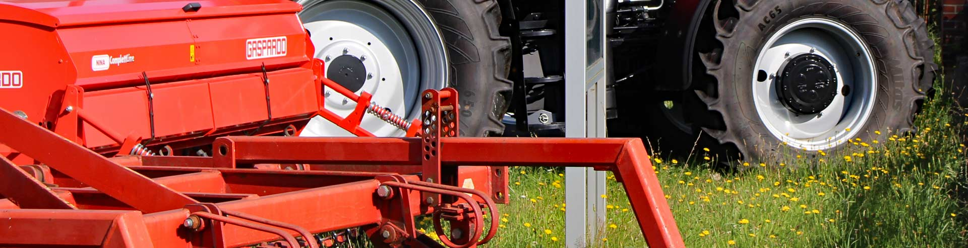 Schmidt Landmaschinen Steimke - Gebrauchtmaschinen - Headerbild