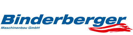 Schmidt Landmaschinen Steimke - Logo Binderberger Maschinenbau