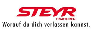 Schmidt Landmaschinen Steimke - Logo Steyr Traktoren