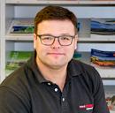Schmidt Landmaschinen Steimke - Geschäftsführer Hagen Schmidt