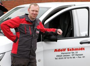 Schmidt Landmaschinen Hansen - Tobias Sikora
