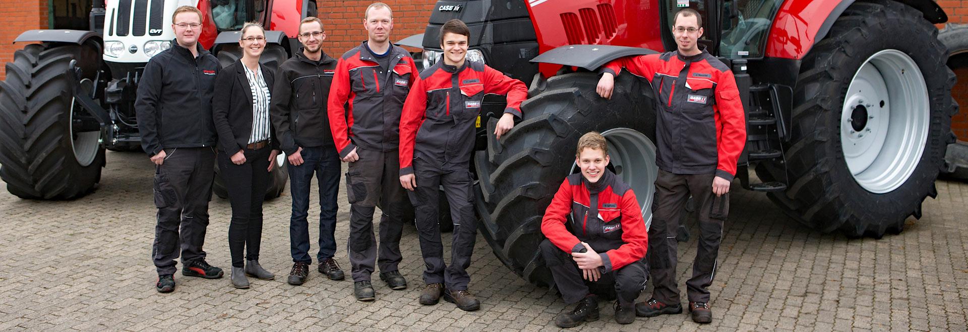 Schmidt Landmaschinen - Team Hansen - Slider