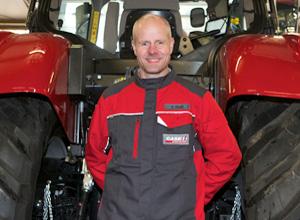 Schmidt Landmaschinen Steimke - Andreas Klaas