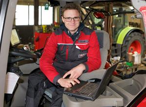 Schmidt Landmaschinen Steimke - Kristian Korte