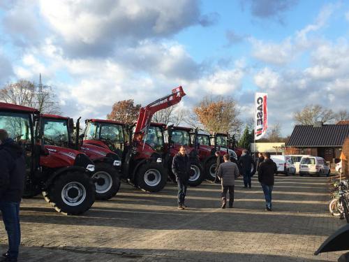 Schmidt Landmaschinen - Tag der offenen Tür in Hansen
